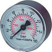FIAC Manometro per compressore Diametro 40 BM108039