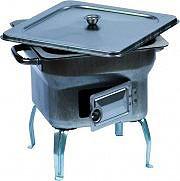 FILCASALINGHI 725 Barbecue Carbone Carbonella Fornacella cm 25x25 - Mini Grill