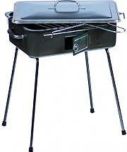FILCASALINGHI 736 Barbecue Carbone Carbonella Fornacella cm. 27x37 - Pic-Nic