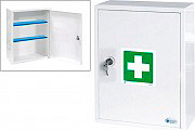 FIRSTMED Armadietto Armadio Medicinali con chiave cm. 30x14x40 h - 2164