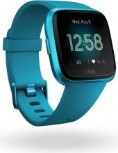 FITBIT 34160 Smartwatch GPS Orologio Cardio Contapassi LCD Azzurro 0 Versa Lite