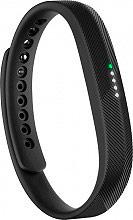 FITBIT Orologio Fitness Contapassi Contacalorie Bluetooth Flex 2 - FB403BKEU