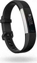 FITBIT FB408SBKL Activity Tracker Braccialetto Fitness Cardio Tg L Nero -  Alta