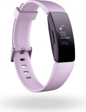 FITBIT FB413LVLV Smartwatch Android GPS Orologio fitness Cardio Lilla  Inspire HR