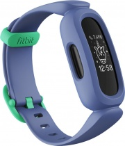 FITBIT FB419BKBU Smartwatch Orologio Fitness Smartband Bluetooth Blu Verde  Ace 3