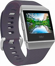 FITBIT FB503WTGY-EU Ionic Smartwatch Orologio Cardio Contapassi Bluetooth Blu