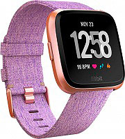 FITBIT FB505RGLV-EU Versa - Smartwatch Orologio Fitness Cardio Bluetooth OroRosa 40-35-4067