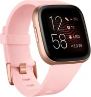 FITBIT FB507RGPK Versa 2 Smartwatch Orologio Cardio GPS Altimetro Bluetooth Rosa