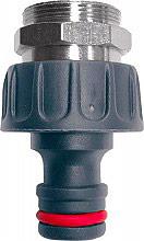 Fitt 60100 Presa rubinetto 34 + Adattatore tubo giardino per Modello Yoyo