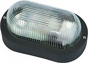 FME 62700 Plafoniera ovale giardino esterno interno E27 Base 200x120x90h mm