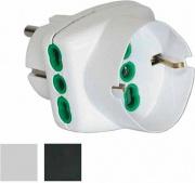 FME 82230 Adattatore Triplo Sk 16A+T Sk Bianco