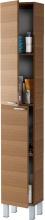FORES HABITAT 305260N Elemento Colonna Bagno Mobile legno 2 Ante 30x25x182h cm