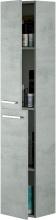 FORES HABITAT 305460L Elemento Colonna Bagno Sospesa Mobile 2 Ante 30x25x150h cm