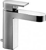 FRATELLI FANTINI Miscelatore bagno lavabo rubinetto monocomando Cromo 51021004F