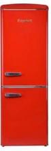 FRIGELUX CB 255 RRA Frigorifero Combinato 244 Litri Classe A++ Statico Rosso