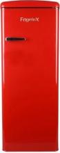 FRIGELUX RF 218 RRA Frigorifero Monoporta 214 litri Classe A++ Statico Rosso
