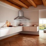 Faber 320.0538.968 Cappa Cucina Aspirante Angolare 100 cm Inox Solaris EG6 LED X A100