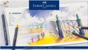 Faber Castell 114736 Confezione 36 Matite Colore Perman Ast. Met-Ass