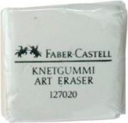 Faber Castell 127154 Gomma Pane Bianca Quadrangolare