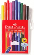 Faber Castell 155310 Confezione 10 Pennarelli