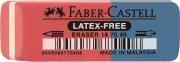 Faber Castell 187040 Confezione 40 Gomma RossaBlu MatInc