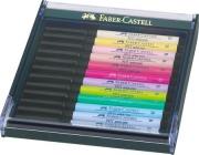 Faber Castell 267420 Confezione 12 Penne Pit Art