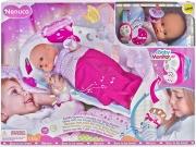 Famosa 700014485 Nenuco Bambola Nenuca Dormi con Me con Culla