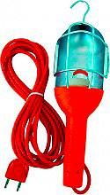 FANTON 61080 Lampada Portatile Officina con gancio filo lunghezza 10 metri