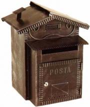 Fbb 610 Cassetta Lettere Fb Anteriore Casetta Pane