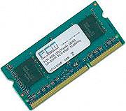 Fcm MENO175 Memoria RAM DDR3 4GB 1066 Mhz So-Dimm