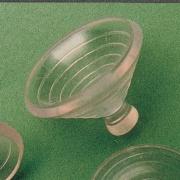 Ferplast VS Ventose Trasparente con Sfera mm 20 Pezzi 10 Scatole 5