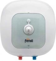 Ferroli GRE425AA Scaldabagno Elettrico 30 Litri Scaldacqua ad Accumulo  Cubo