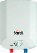 Ferroli GRWCXASA Scaldabagno Elettrico 5 Litri ad Accumulo Sopralavello -  Novo