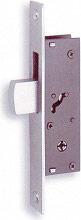 Fiam 3031420 Serratura verticale cilindro a Spillo 1 mandata basculante Entrata 20 mm