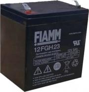 Fiamm 12FGH23 Batteria per UPS Capacità 5 Ah 12 Volt