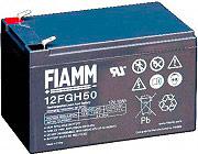 Fiamm Batteria per UPS Capacità 12 Ah 12 Volt 12FGH50