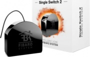 Fibaro FGS-213 Modulo Comando OnOff Single Switch Per Accensione Carichi Zw5