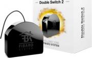 Fibaro FGS-223 Modulo Comando OnOff Double Switch Per Accensione Carichi Zw5
