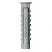 Fischer 4408 Confezione 20 Tasselli universali in Nylon SX d.8.0 mm senza vite 0