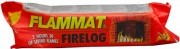 Flammat GRL-ZB-014154 Accenditore Ceppo Caminetti Stufe 1,1 kg  Firelog