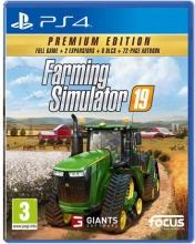 Focus SP4F11 Farming Simulator 19 Premium Edition PlayStation 4 Simulazione 3+