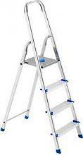 Framar Europiuma 4 Scala Alluminio 4 gradini a Libretto Altezza cm 84