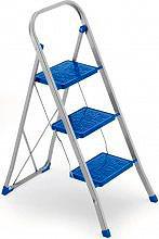 Framar Slimmy 3 Scala Scaletta in Acciaio 3 gradini Sgabello