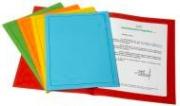 Fraschini 501-B Confezione 50 Cartell Bristol Blu con Stampa