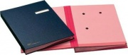 Fraschini 614-AB Libro Firma 14 Intercalari Blu