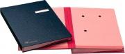 Fraschini 618-DB Libro Firma 18 Intercalari Blu