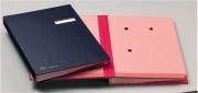 Fraschini 618-DR Libro Firma 18 Intercalari Rosso
