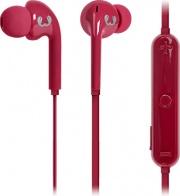 Fresh n Rebel 3EP210RU Auricolari Bluetooth Cuffie Senza Fili Microfono Rosso