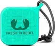 Fresh n Rebel Rockbox Pebble Mint Cassa Bluetooth Portatile Cassa Speaker Menta Rockbox Pebble
