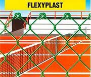 Frigerio Rete Recinzione Plastificata Ø filo 2,50 mm H 200 cm L. 25mt FlexyPlast